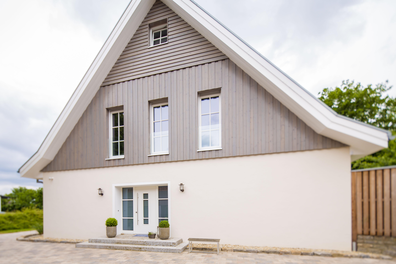 Fassadengestaltung Mit Holz fassadengestaltung für alt und neubau vom fachmann